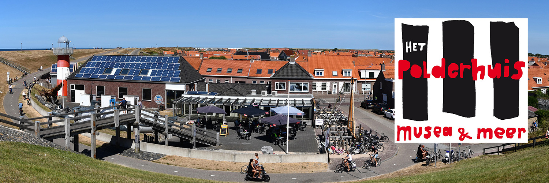 Dijk- en oorlogsmuseum in omgeving Westkapelle,