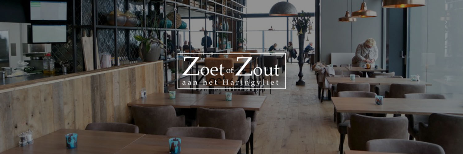 Zoet of Zout in omgeving Stellendam, Zuid Holland