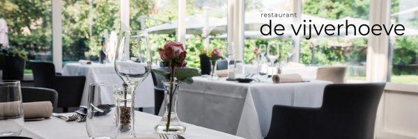 Restaurant De Vijverhoeve in omgeving West-Zeeuws Vlaanderen