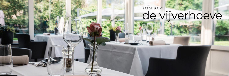 Restaurant De Vijverhoeve in omgeving Sluis, Zeeland