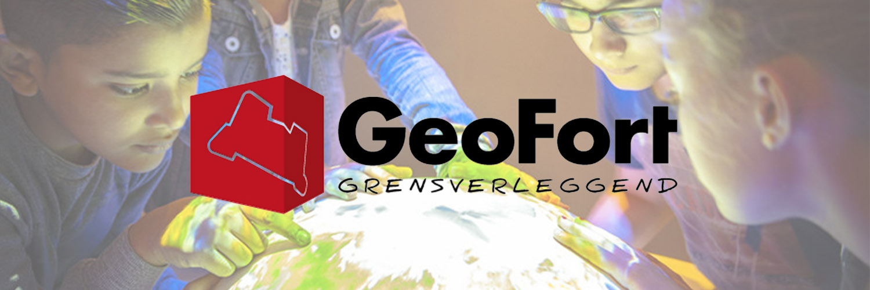Geofort Herwijnen in omgeving Herwijnen, Noord Brabant