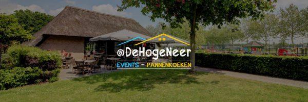 De Hoge Neer Events & Pannenkoeken in omgeving Noord Brabant