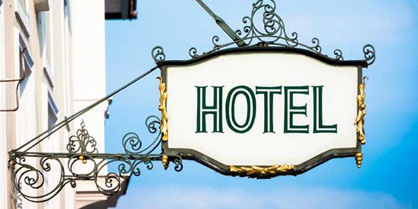 Hotels, overnachten