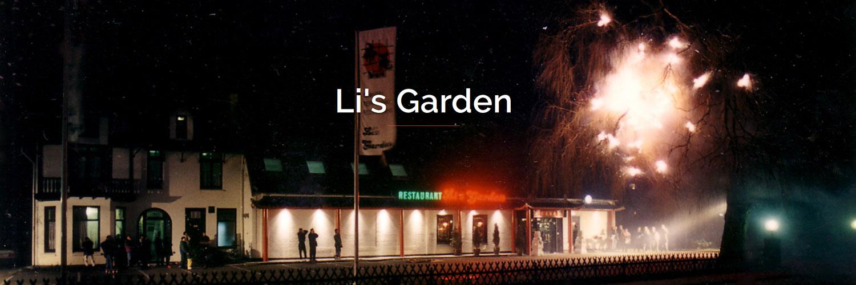 Li's Garden in omgeving Hellevoetsluis,
