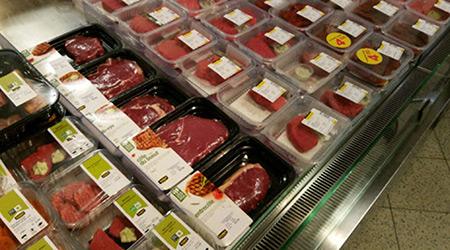 Vlees van Jumbo