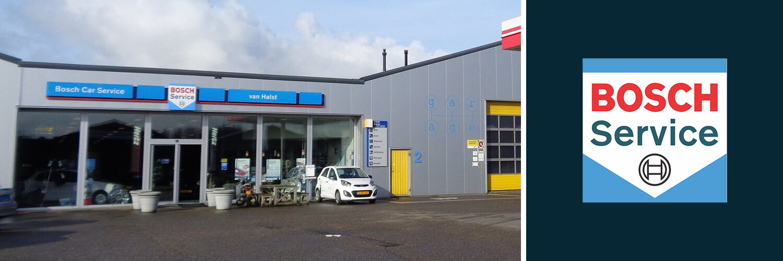 Bosch Car Service Van Halst in omgeving Kamperland,