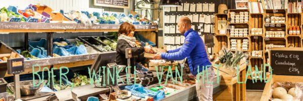 Boer Winkel van het Land in omgeving Noord Brabant