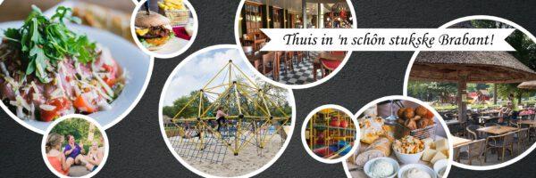 Camping – Brasserie 'Het genieten' in omgeving Noord Brabant