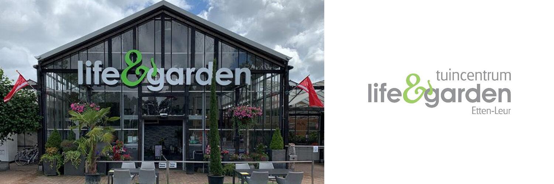 Life & Garden in omgeving Etten-Leur,