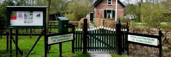 Openluchtmuseum De Duinhuisjes in omgeving Rockanje - Oostvoorne