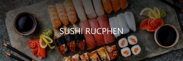 Sushi Rucphen in omgeving Hoeven