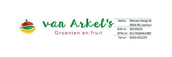 Van Arkel Groenten en Fruit in omgeving Utrecht